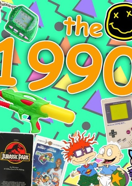 1990s as The Best Decade of All Time in The Best Decade of All