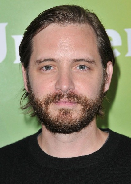 Aaron Stanford as Jesse Colter in Expeditionary Force