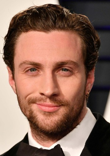 Aaron Taylor-Johnson as The Flash in DC Extended Universe