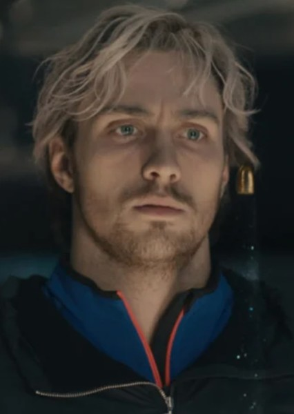 Aaron Taylor-Johnson as Pietro Maximoff (Marvel) in Superheroes and Supervillains
