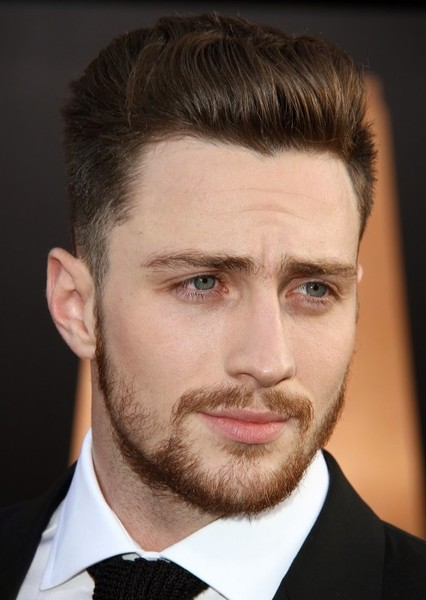 Aaron Taylor-Johnson as Revan in Star Wars Knights of the Old Republic