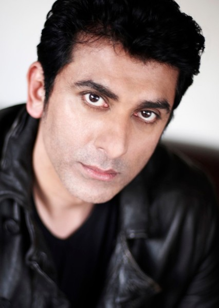 Ace Bhatti as Ptolemy in Cleopatra Confesses