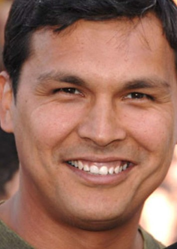 Adam Beach as Kicking Bird in Dances with Wolves