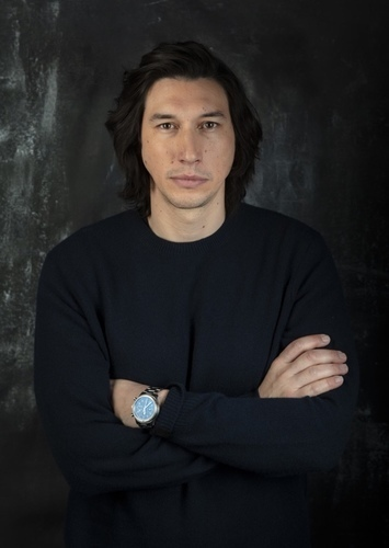 Adam Driver as Jonathan Crane in Batman Cinematic Universe