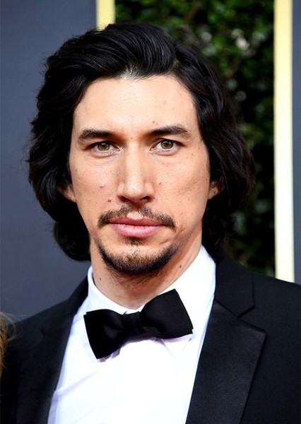Adam Driver as Bela Lugosi in Karloff
