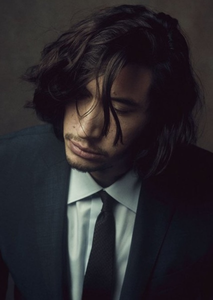 Adam Driver as La chauve-souris in Once Upon A Time In Gotham