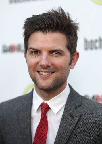 Adam Scott as Scott Lang in Marvel Cinematic Universe