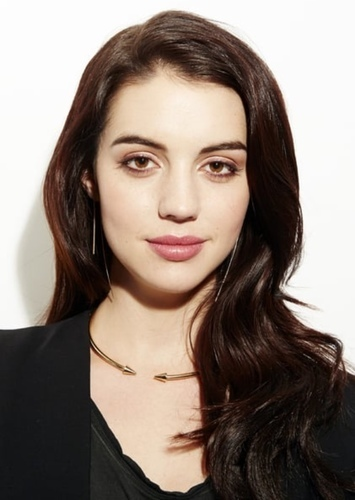 Adelaide Kane as Jet Girl in Tank Girl