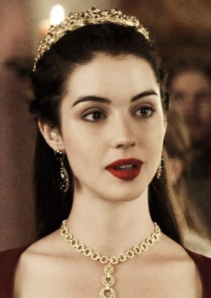 Adelaide Kane as Lizzie Hearts in Ever After High