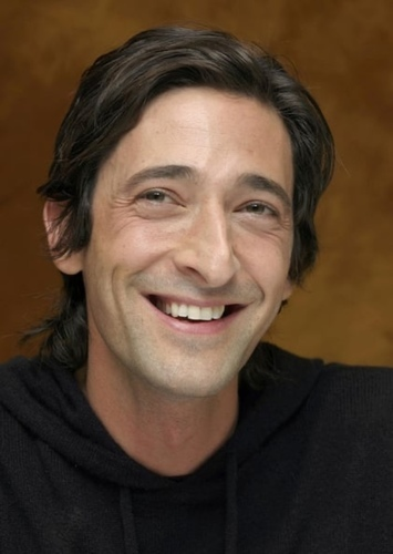 Adrien Brody as Kylo Ren in Star Wars: The Force Awakens (2005)