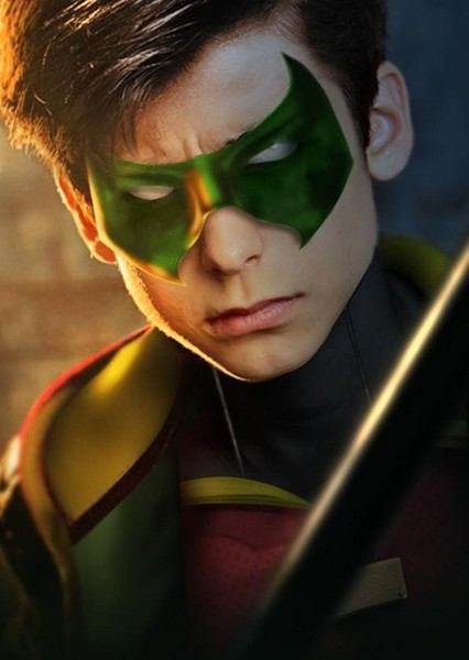 Aidan Gallagher as Damian Wayne in Matt Reeves The Batman Trilogy