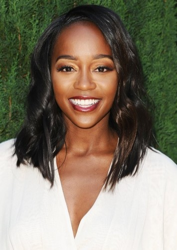 Aja Naomi King as Aithra in The King Must Die