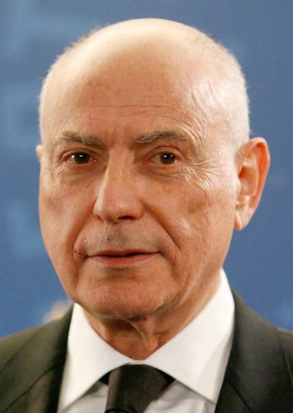 Alan Arkin as Dr. Burton in Alternate Casting: Batman Forever