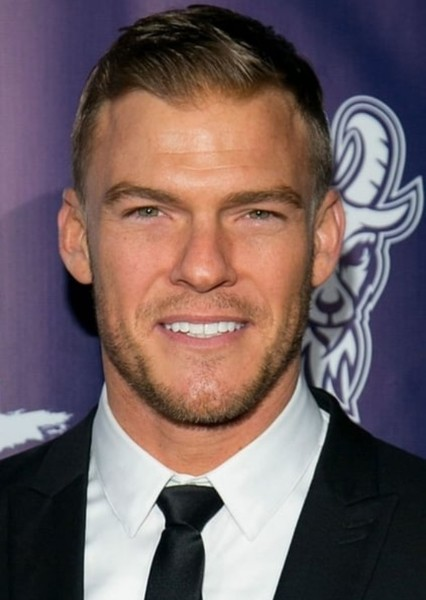 Alan Ritchson as Alex Murphy in Robocop (2024)