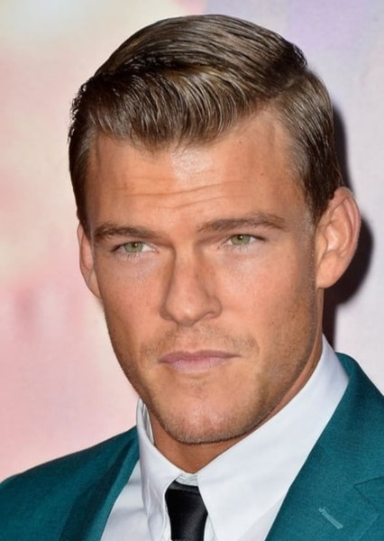 Alan Ritchson as Alan Hughes in $hi+ The Father Says