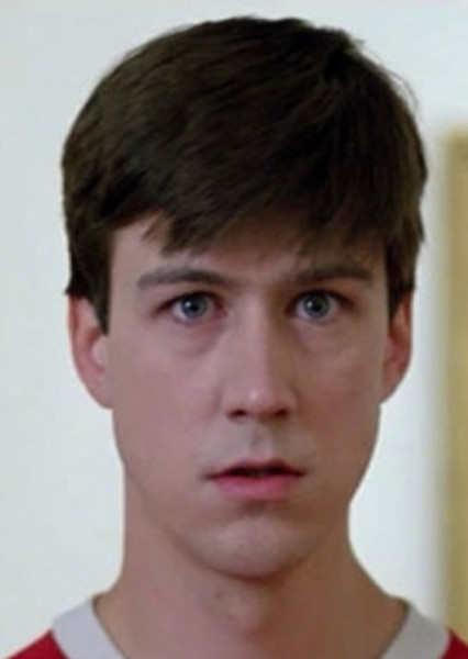 Alan Ruck as Eli in The Girl Next Door (1984)