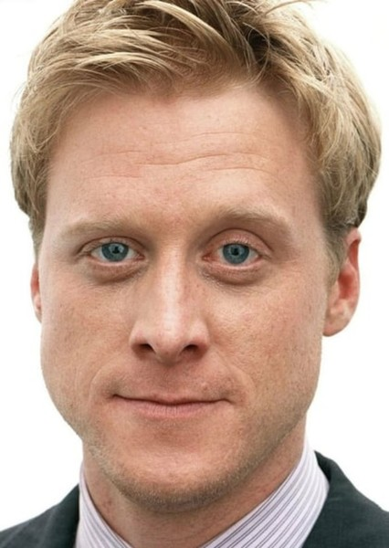 Alan Tudyk as Vision in Alternate Marvel Cinematic Universe