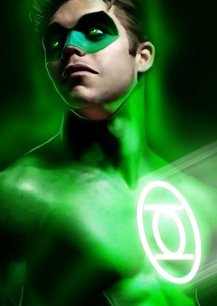 Alden Ehrenreich as Green Lantern in Justice League of America