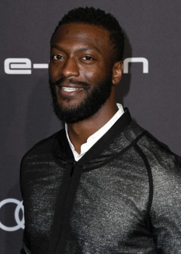 Aldis Hodge as Ben Harris in Rockin' on Heaven's Door