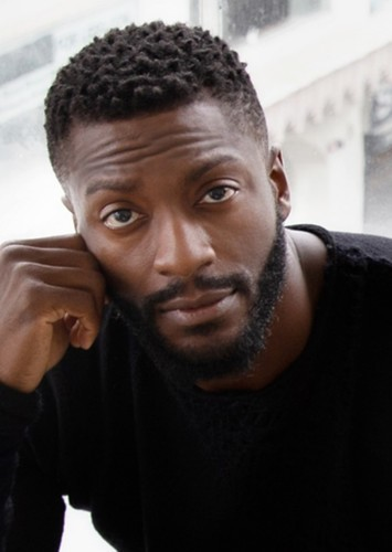 Aldis Hodge as Christopher Smith in Blue & Gold: