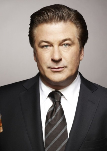 Alec Baldwin as Donald Trump in Shattered
