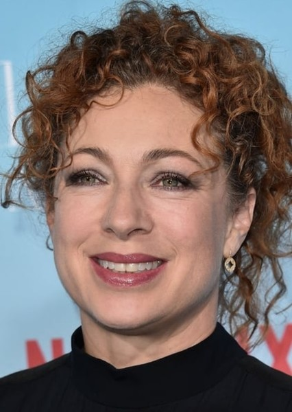 Alex Kingston as Dinah Drake in Justice League