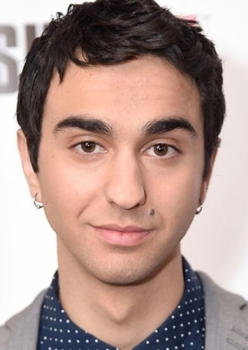 Alex Wolff as Victor Criss in Cary Fukunaga's IT
