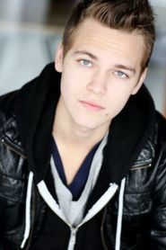 Alexander Calvert as Young Adam Warlock in Captain Marvel 2