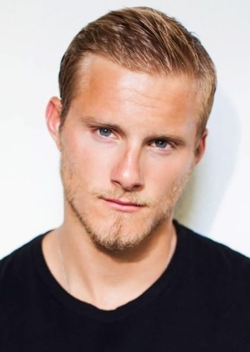 Alexander Ludwig as Jason Grace in The Heroes of Olympus