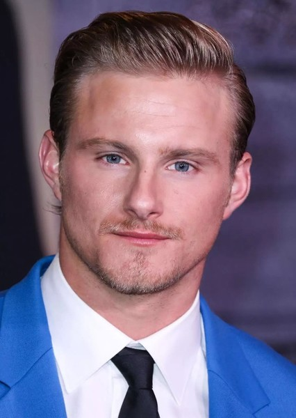 Alexander Ludwig as Capt. Phoebus in The Hunchback of Notre Dame