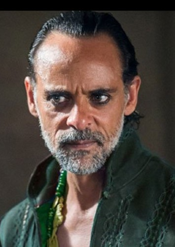 Alexander Siddig as Ra's Al Ghul in The Perfect Batman Movie