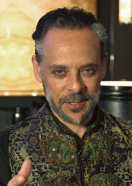 Alexander Siddig as Ra's al Ghul in DCEU
