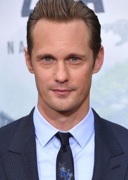 Alexander Skarsgård as Arthur Curry in DC Universe Reboot - Fan Casting