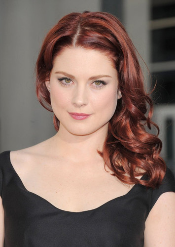 Alexandra Breckenridge as Poison Ivy in DCEU