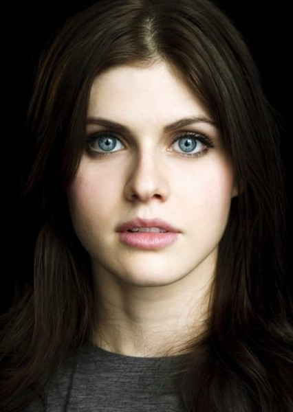 Alexandra Daddario as Della in Fallen too Far (Rosemary Beach Series)