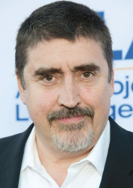 Alfred Molina as Grid in The Legion of Doom (DCEU)