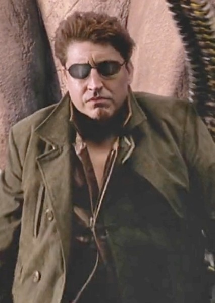 Alfred Molina as Otto Octavius in Comic-Accurate Spider-Man Movie