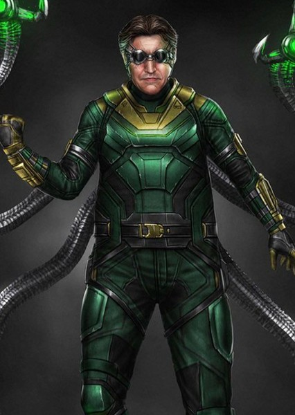 Alfred Molina as Doctor Octopus in The Sinister Six