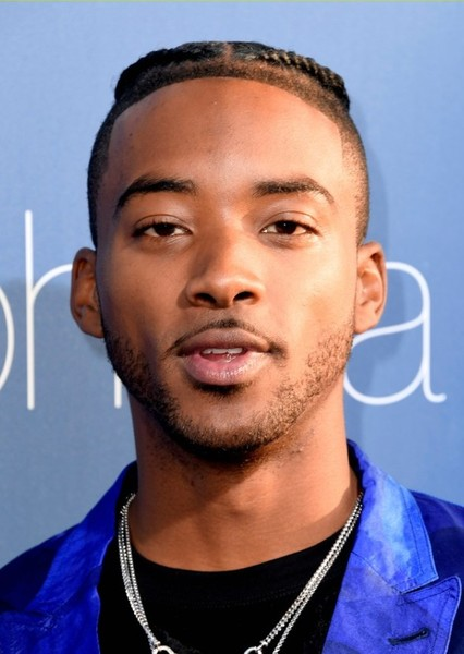 Algee Smith as Black Ranger in The Power Rangers (2023)
