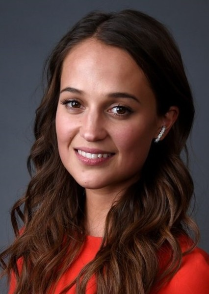 Alicia Vikander as Mina Harker in The Perfect Dracula Movie
