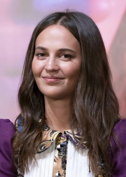 Alicia Vikander as Glozellan in Orcs