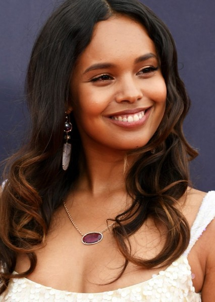 Alisha Boe as Justine Dancer in Ever After High (Live Action Movie)