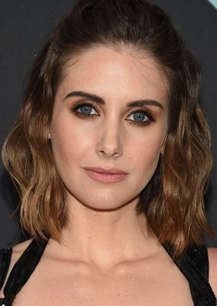 Alison Brie as Nova in Scooby Doo: Mystery Incorporeted