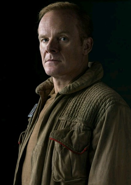 Alistair Petrie as Davits Draven in Leia: A Star Wars Story (Disney+ series)