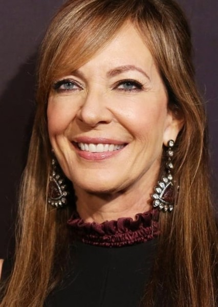 Allison Janney as Moira Queen in Green Arrow
