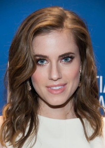Allison Williams as Star Sapphire in The Perfect Green Lantern Movie