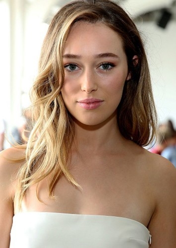 Alycia Debnam-Carey as Trisha Campbell in The Supers
