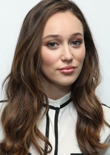 Alycia Debnam-Carey as Hawkgirl in Injustice: Gods Among Us [Season VI] (2040)