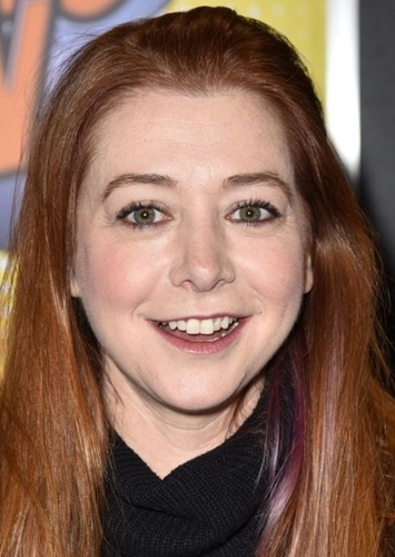 Alyson Hannigan as Kevin's Mom in Captain N: The Game Master