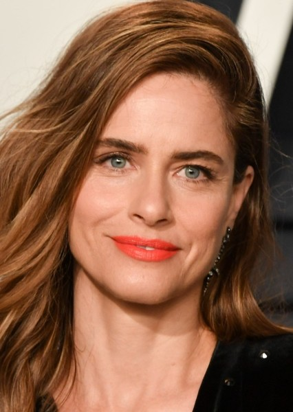 Amanda Peet as Frankie in Community Recast